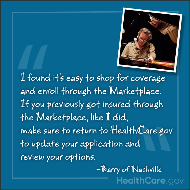 Barry's Get Covered Story