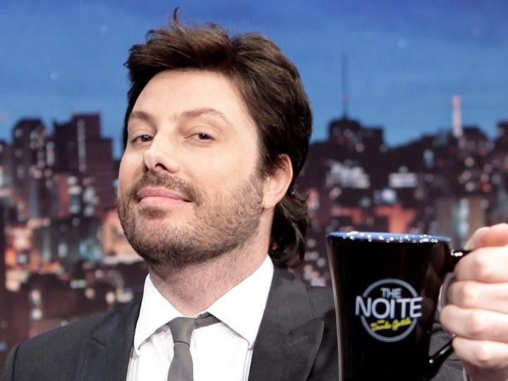 Danilo Gentili é condenado novamente e indenizará Freixo em R$ 20 mil
