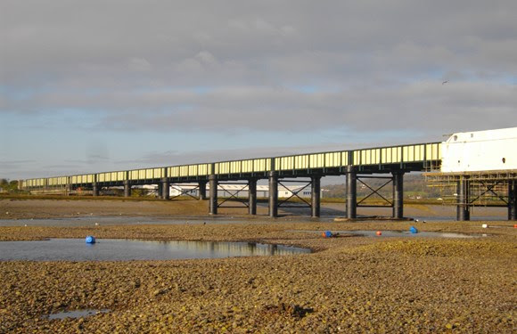 Multi-million pound upgrade to historic Shoreham Viaduct, Sussex, to be completed at Christmas