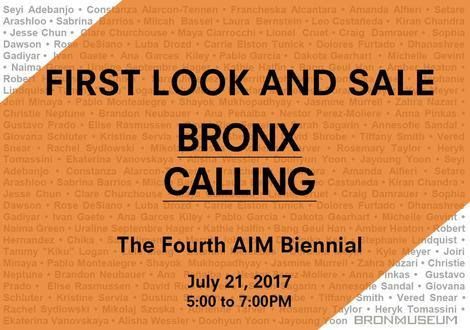 Bronx Calling First Look and Sale4