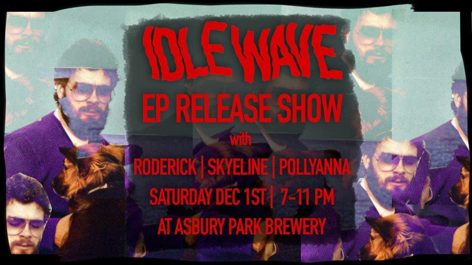 idle wave record release show