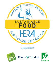 (logo) Master's Thesis Awards for Future Generations - Sustainable Food