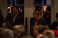 Donald J. Trump in a campaign appearance on Friday at the Trump International Hotel in Washington.