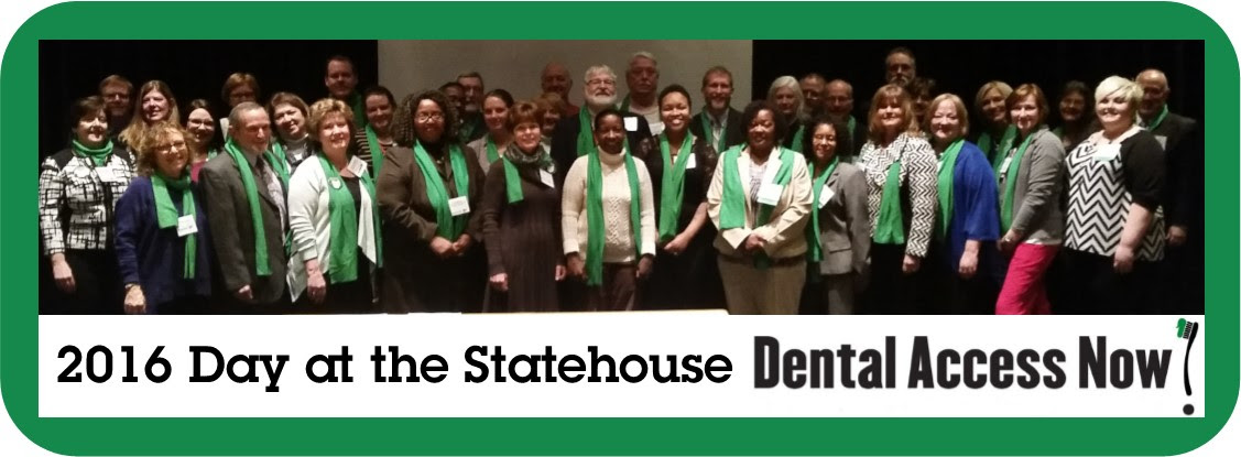 2016 DAN day at the statehouse group picture