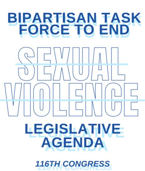 Task Force Agenda Screenshot