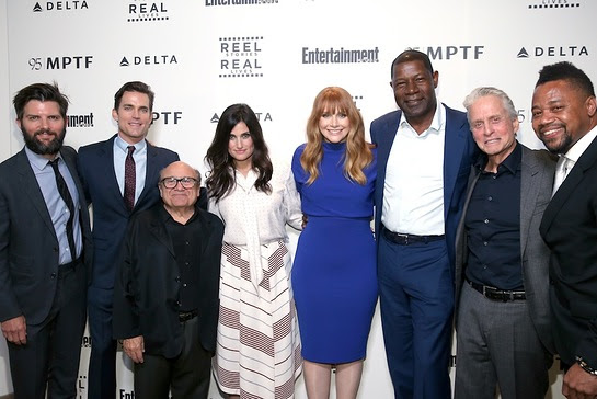 Stars Attend Reel Stories, Real Lives