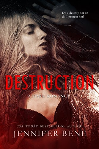 Cover for 'Destruction (Fragile Ties Book 1)'