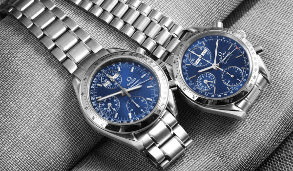 Speedmaster Blue
