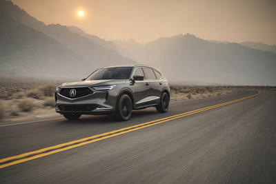 Acura today unveiled the all-new 2022 MDX, the most premium, performance-focused and technologically sophisticated SUV in Acura history.