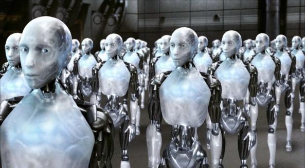 i robot - Inmortalidad artificial