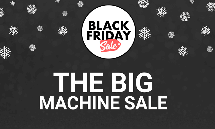 The Big Machine Sale