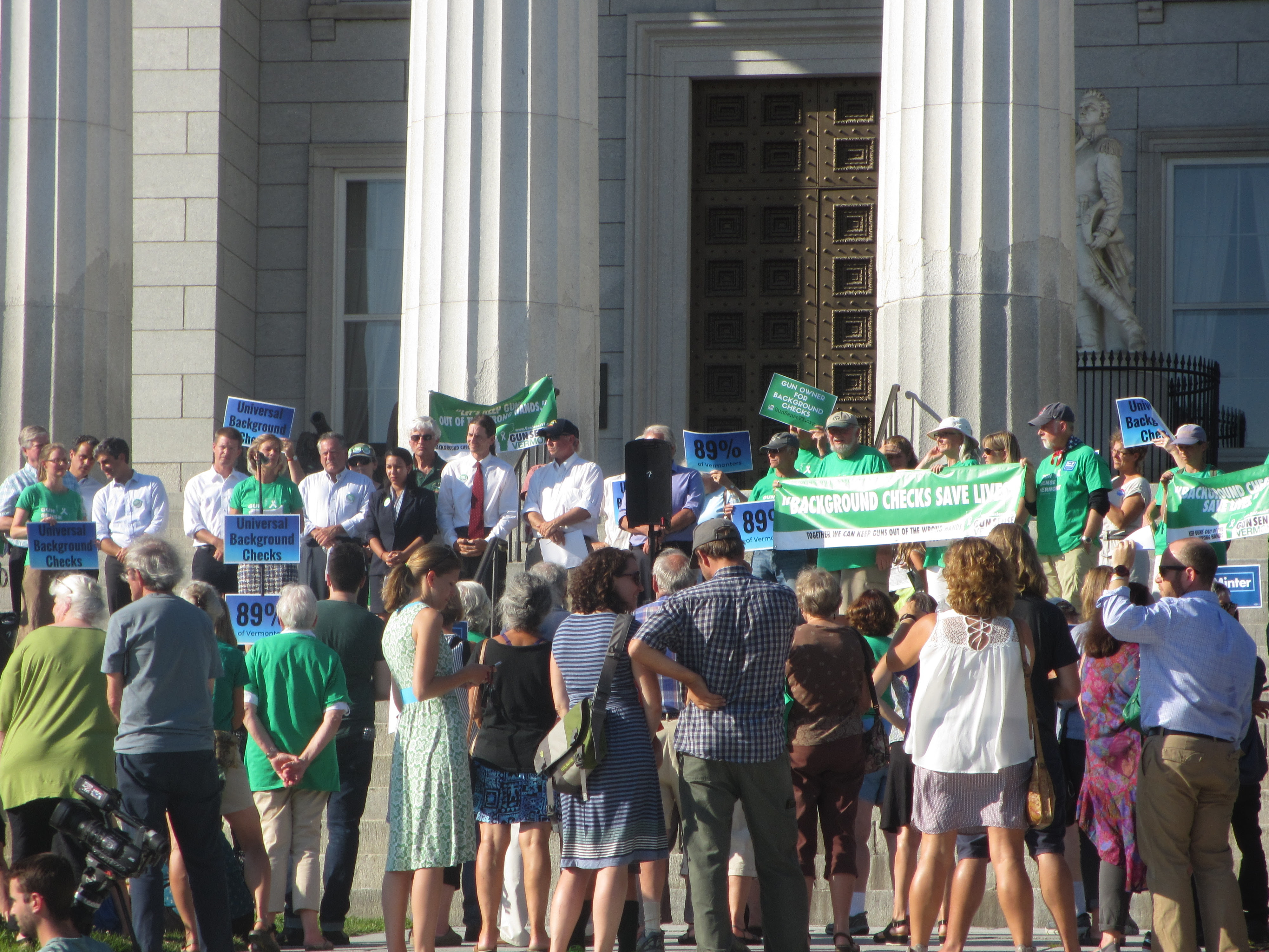 August 4 Rally