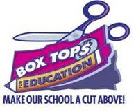 Box Tops cut above