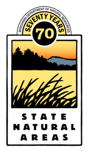 State Natural Areas 70th Anniversary graphic