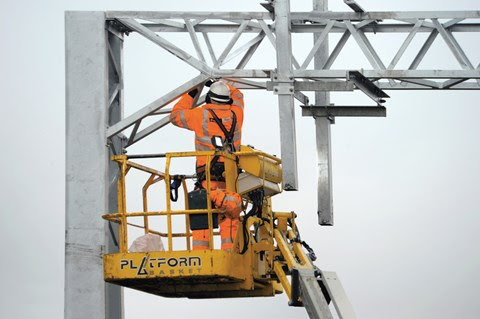 Residents invited to drop-in event about railway electrification work near Old Sodbury in South Gloucestershire