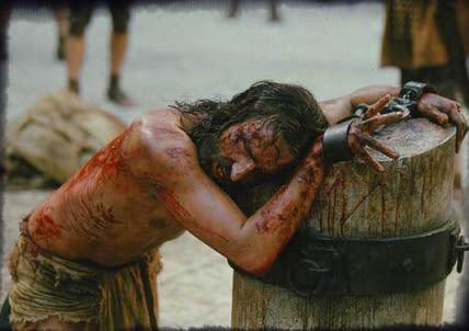 Resultado de imagen para Cristo azotado en la columna