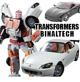 Transformers Binaltech