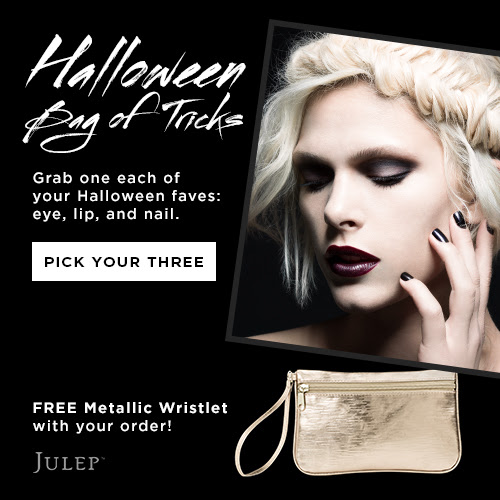 FREE Metallic Wristlet with th...
