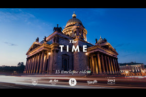 The Time - timelapse videos
