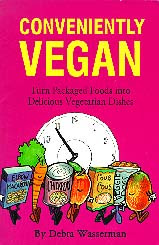 CONVENIENTLY VEGAN COVER