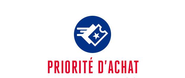PRIORITE D'ACHAT