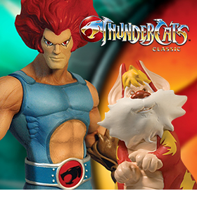 MEGA SCALE LION-O WITH SNARF