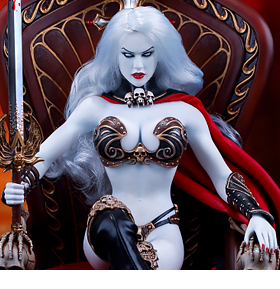 LADY DEATH 1/6 SCALE FIGURES