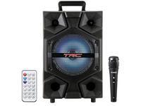 Caixa de Som Bluetooth TRC 512 Ativa Amplificada