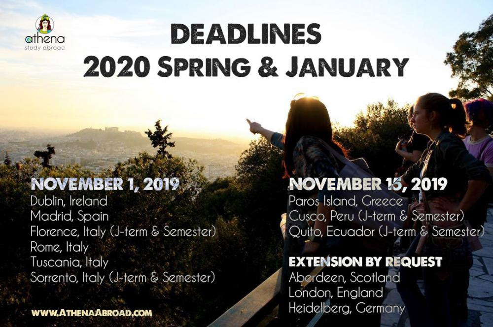 Deadlines with Extensions