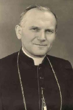 Biskup Karol Wojtyła
