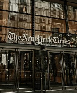 New York Times DROPS IT - A Humiliating Scandal!