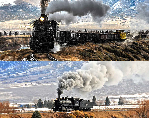 Support the Nevada Northern Railway through the Amazon Smile program