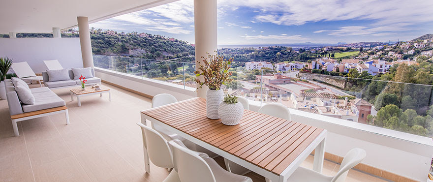 Botanic: apartments in Benehavis-Malaga