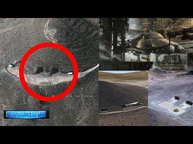 BREAKING NEWS: UFO Hangar! Area 51 Hidden Underground Base FOUND? Sddefault