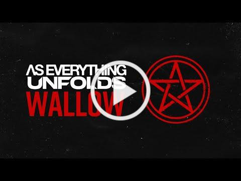 As Everything Unfolds - Wallow (Visualizer)