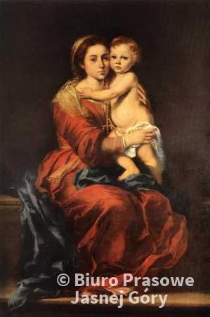 Znalezione obrazy dla zapytania NAJŚWIĘTSZEJ MARYI PANNY RÓŻAŃCOWEJ