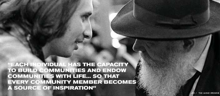Explore the life and lessons of the Rebbe