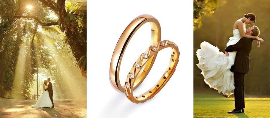 Золоты обручальные кольца