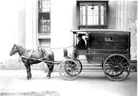 Image result for pictures of the first ambulance