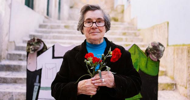 """Un gesto """"sin intención"""" de Celeste se convirtió en el icono de una revolución"""