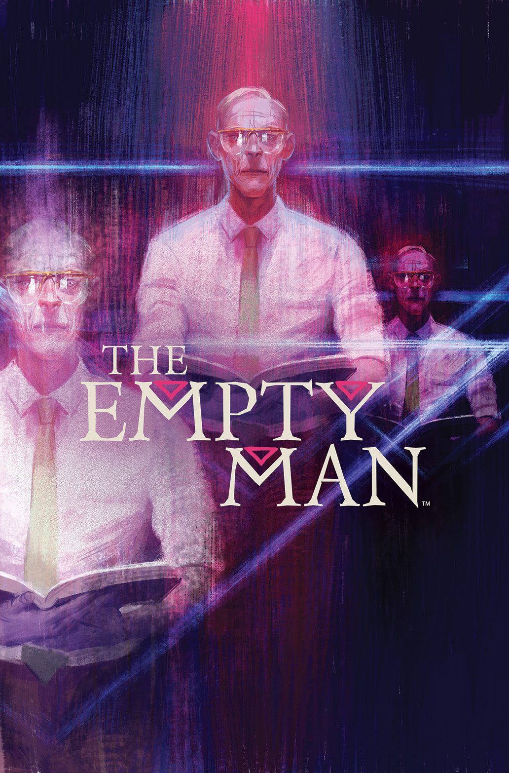 THE EMPTY MAN #4 Cover by Vanesa R. Del Rey