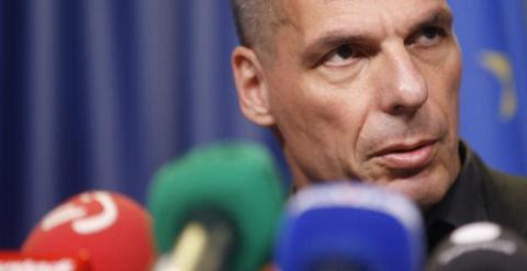 El ministro de Finanzas griego Yanis Varufakis. EFE