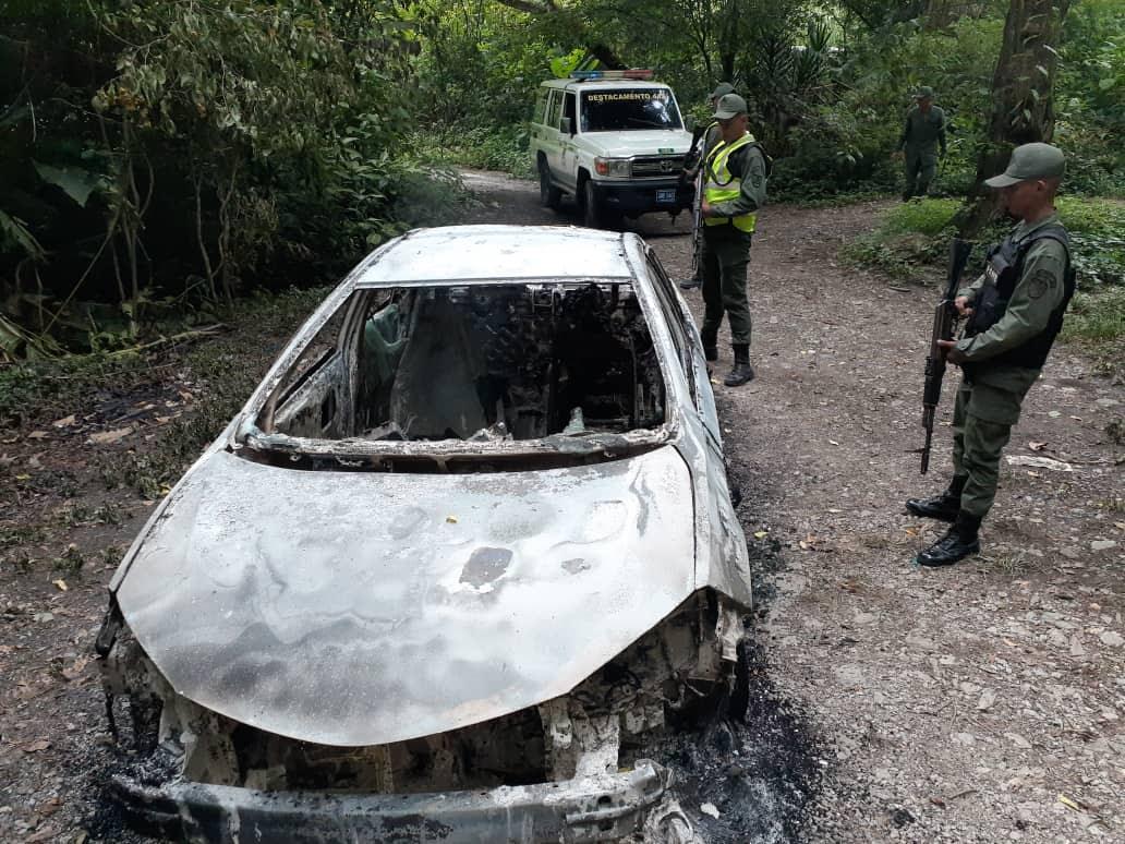 Investigan si cadáver incinerado es del exgobernador Yánez Rangel