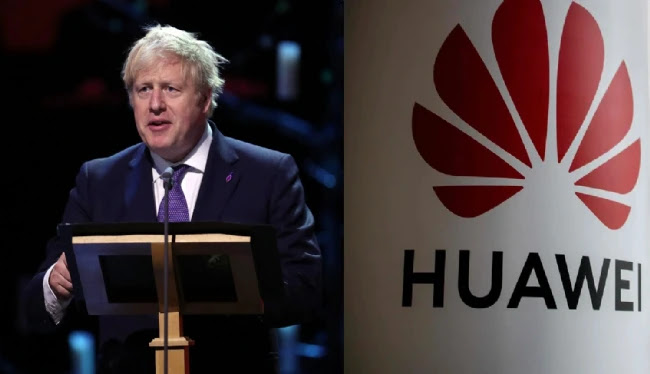 Boris Johnson Huawei_1&nb