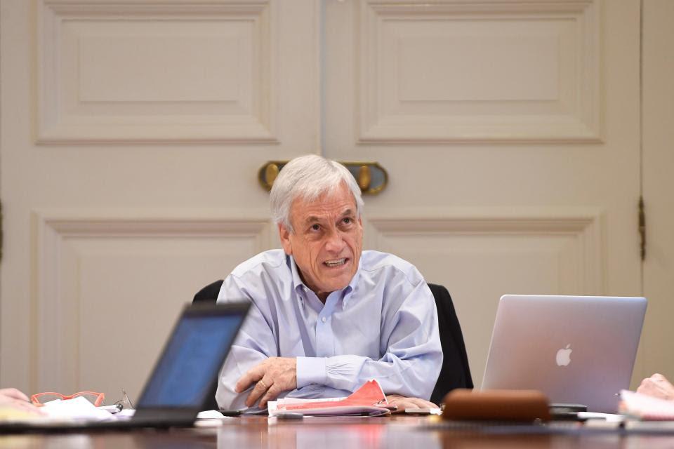 En medio de las protestas, Piñera pidió perdón y anunció na serie de medidas para mejorar el clima social.