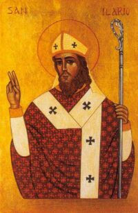 Święty Hilary z Poitiers