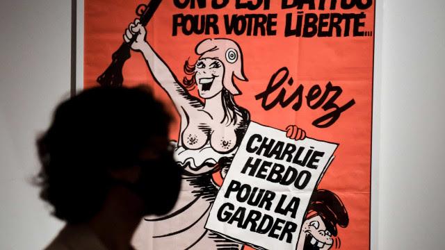 França condena 14 cúmplices de ataques a Charlie Hebdo e supermercado