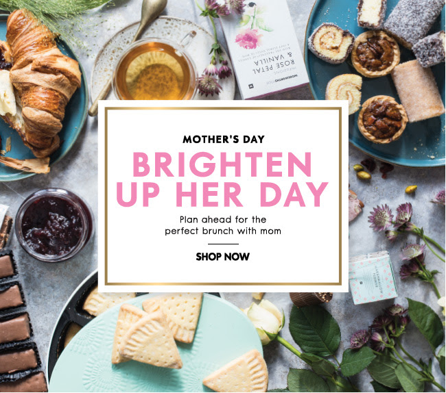 Mother's day Brunch. SHOP NOW >