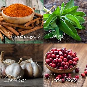 herbs thanksgiving