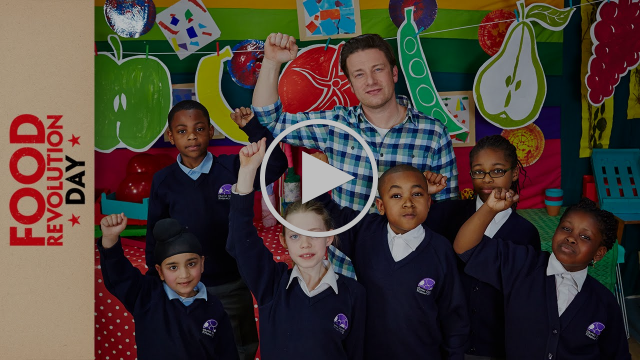 FRD2015 Jamie Oliver's Message To All Teachers